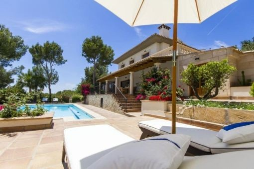 Wonderful home in Cas Catala