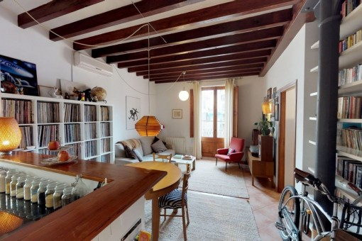 Charming 2-bedroom apartment in the heart of Palma
