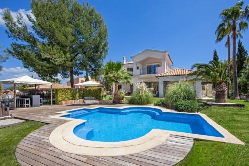 Villa i Santa Ponsa