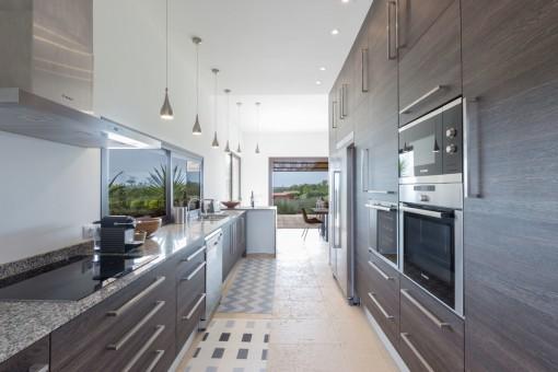 High-quality kitchen