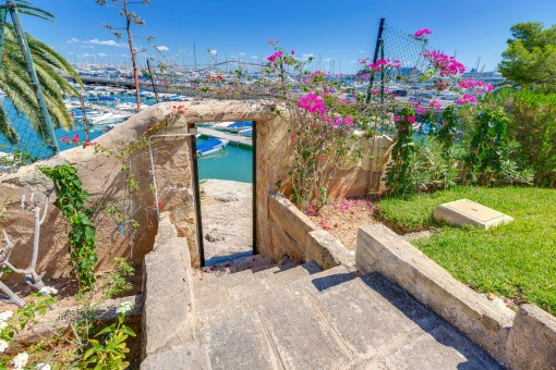 Beautiful apartment requiring renovation in Can Barbara in Palma de Mallorca