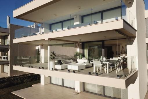 Lägenhet i Camp de Mar