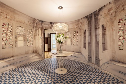Stunning floor area