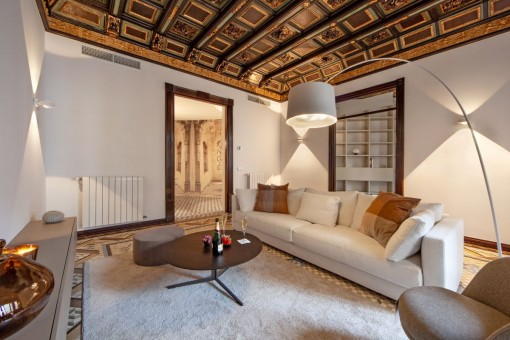 Luxury old apartment in central location in the oldtown of Palma