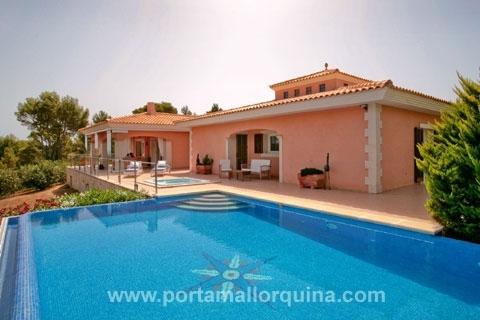 Villa i Font de sa Cala