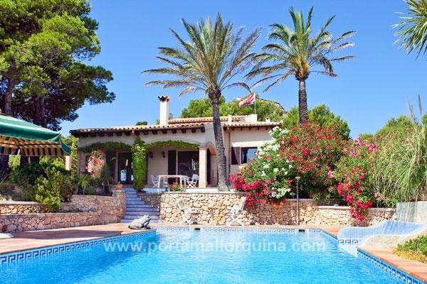 Villa i Canyamel