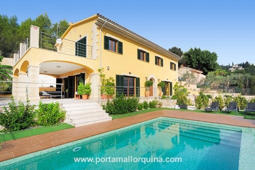 Villa i Bunyola