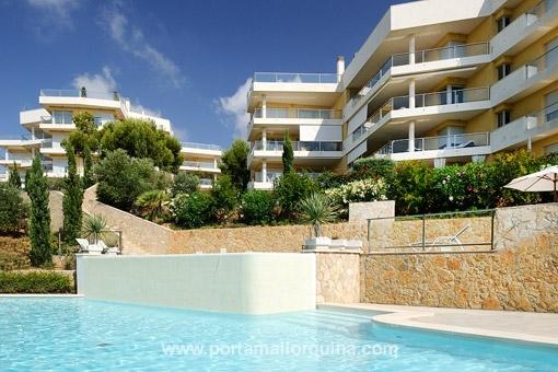 Lägenhet i Sol de Mallorca