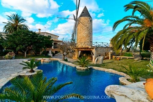 Villa i Campanet