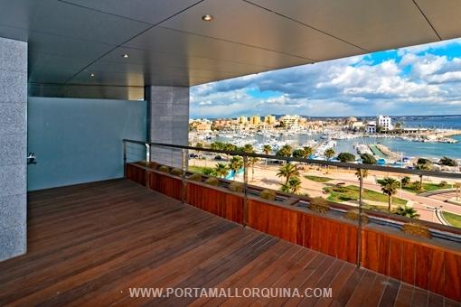 Lägenhet i Portixol