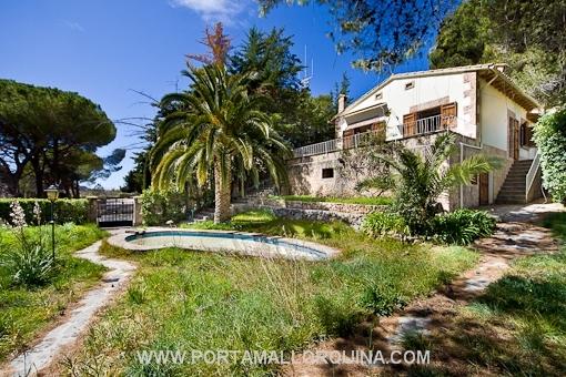 Villa i Valldemossa