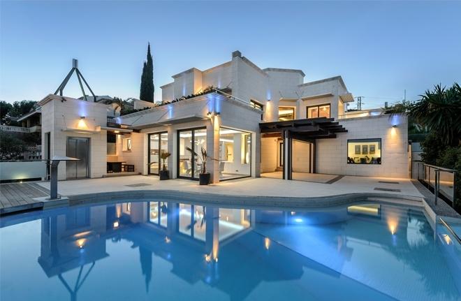 Villa i Bendinat