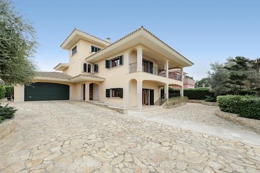 Villa i Cala Blava