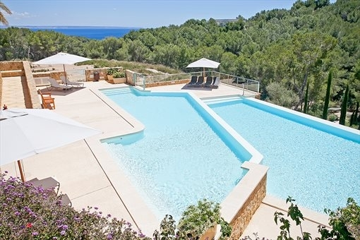 Apartment in Sol de Mallorca in a very well kept community with pool