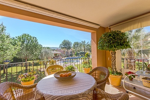 Beautiful luxury apartment in Santa Ponsa