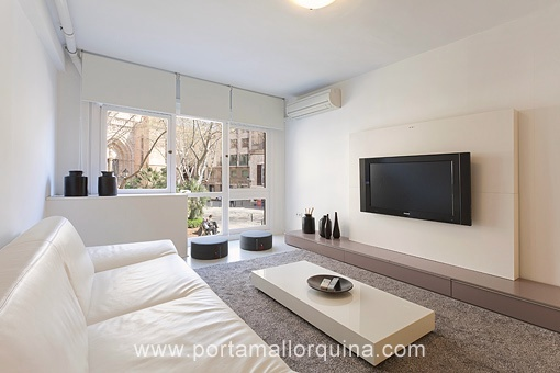Modern studio apartment in the heart of Palma