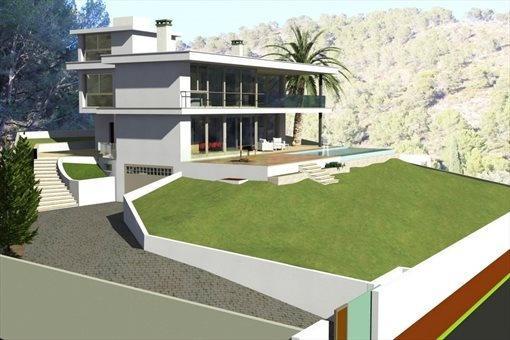 Villa i Costa de los Pinos