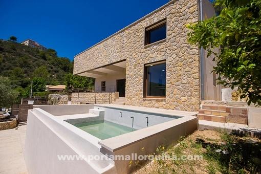 Villa i Mancor de la Vall