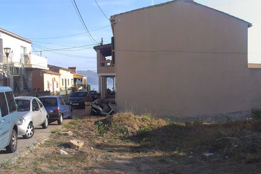 Building plot in Sa Marina only 50m away from the sea