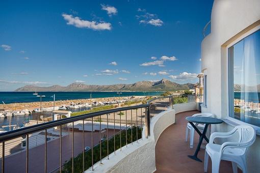 Lägenhet i Son Serra de Marina