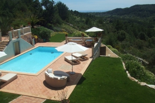 Villa i Son Macia