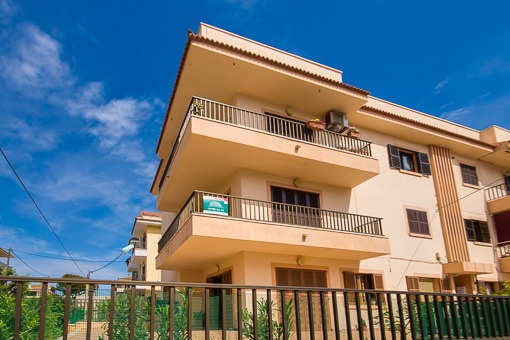 Lägenhet i Can Picafort
