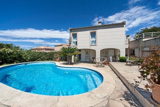 Villa i Las Palmeras