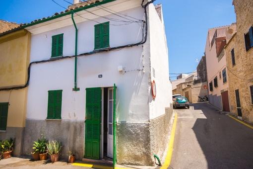 Hus i Alcudia
