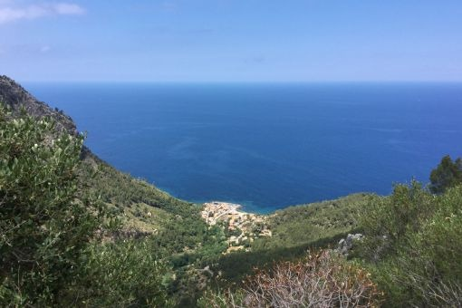 Building plot in idyllic harbour of Valldemosa
