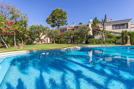 Charming Mediterranean Villa in Golf Bendinat