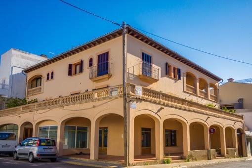 Hus i Cala Ratjada