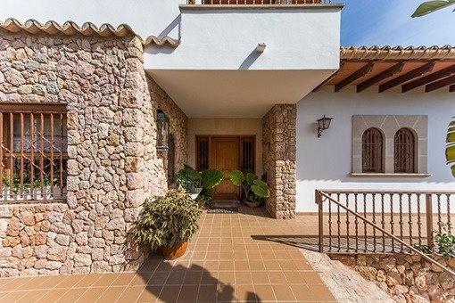 Villa i Inca