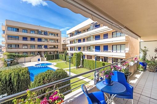 Lägenhet i Puerto Andratx
