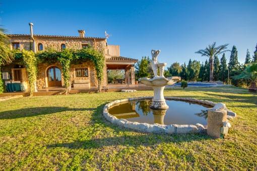 Villa med pool bara 2 km från stranden och Can Picafort