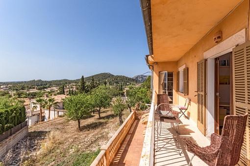 Villa i Capdella