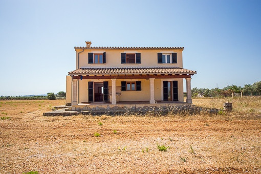 Newly-built Finca in Sencelles