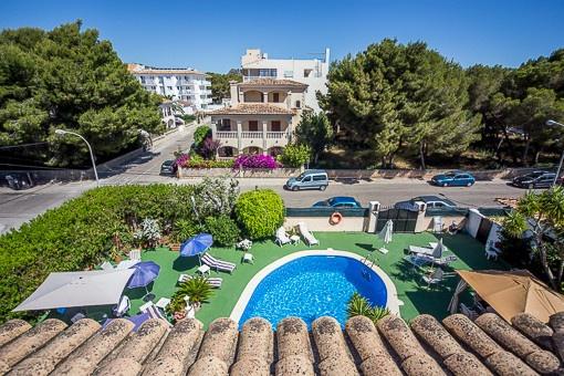 Villa i Cala Ratjada