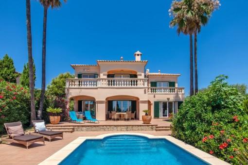 Villa i Cala Pi