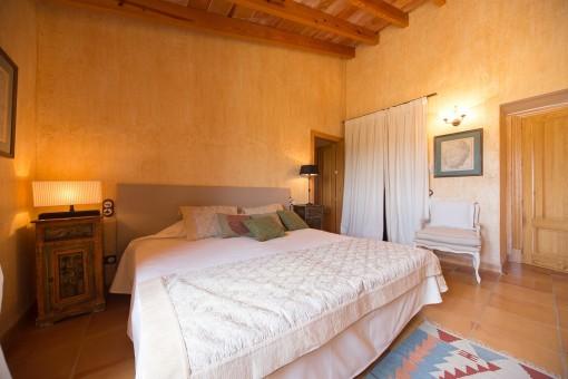 Noble bedroom