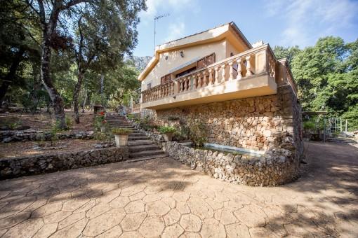 Villa i Escorca