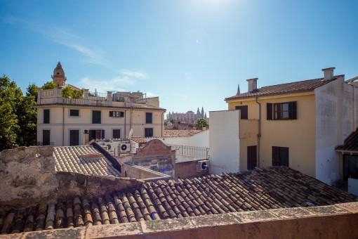 Hus i Palma de Mallorca Old Town