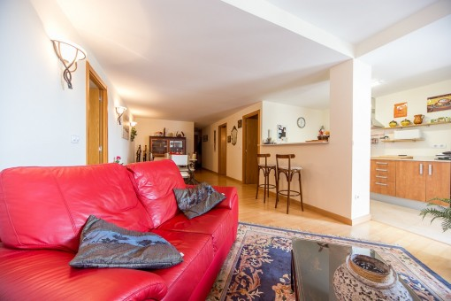 Lägenhet i Cala Bona