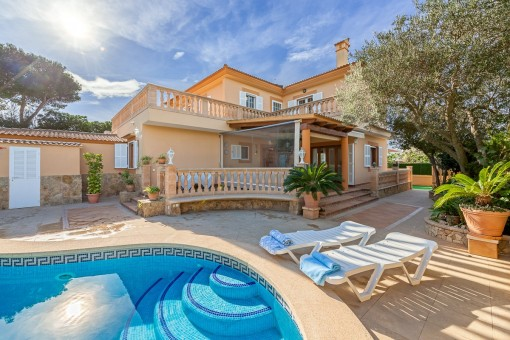 Villa i Tolleric