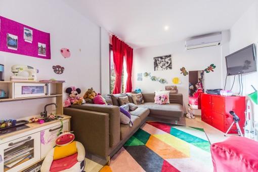 Friendly children's room