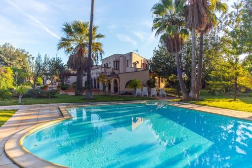 Villa i Palma Umgebung