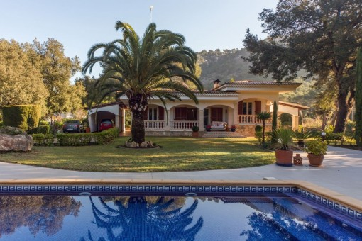 Villa i Crestatx