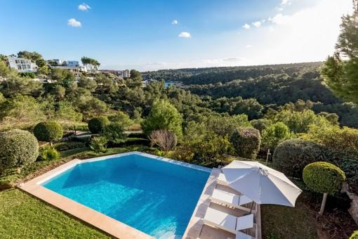 Modern villa close to Portals Vells