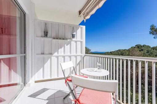 Härlig lägenhet i ett bra läge i Sol de Mallorca