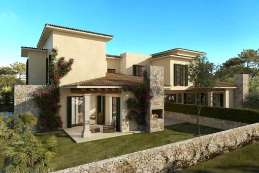 Villa i Cala Bona