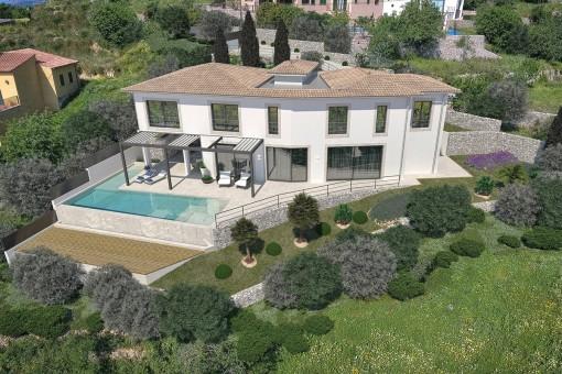 Villa i Calvia